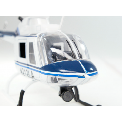 maquette helicoptere Bell 206 Jet Ranger LAPD