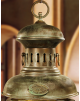 Luminaire de luxe Galleon laiton massif - 33cm -