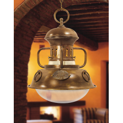 Luminaire de luxe Martinica laiton massif - 40cm -