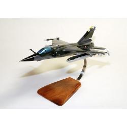 Maquette avion du Mirage F.1CR - F.A.F en bois