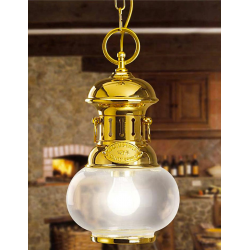 Luminaire de luxe Wind laiton massif - 34cm -