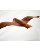 Oiseaux en bois noble - le goeland suspendu 75cm -