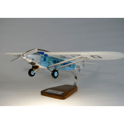 Maquette avion Latecoere Late 28 en bois