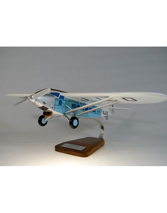 Maquette avion Latecoere Late 28-0 en bois