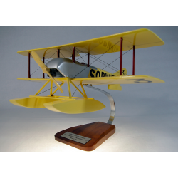Maquette avion Sopwith Tabloid en bois