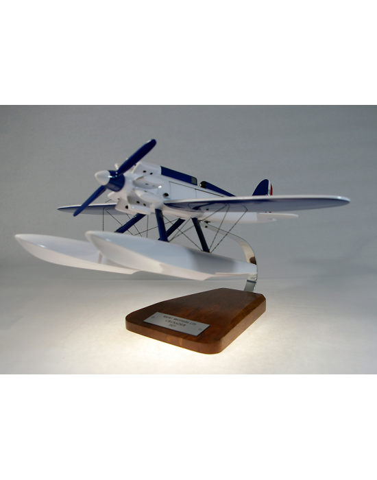 Maquette Avion Short Crusader  U0026quot Schneider Trophy 1927