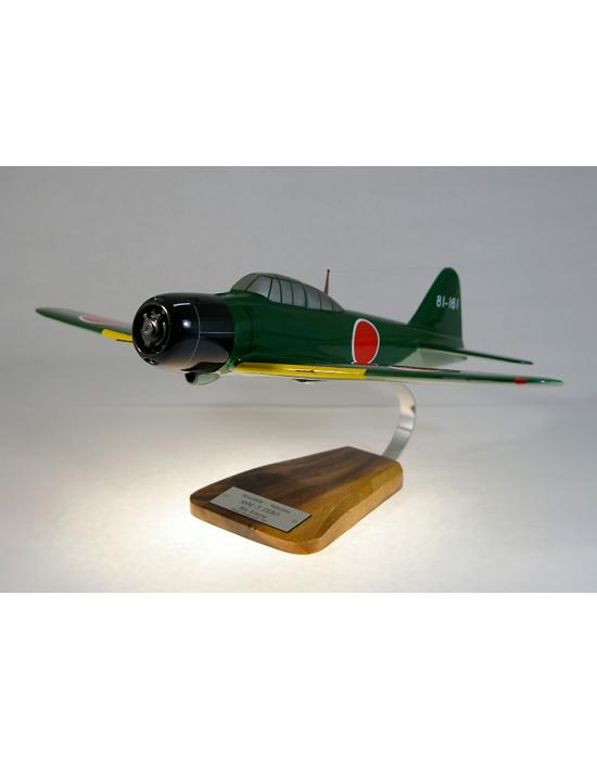 maquette avion mitsubishi zero