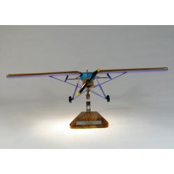 Maquette avion Fieseler Fi.156 Storch en bois