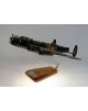 Maquette avion Avro Lancaster en bois