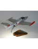 Maquette avion Morane-Saulnier MS.760 Paris IR en bois