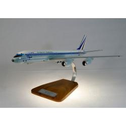(Prochaine arrivée fin janvier 2019) Maquette avion Douglas DC8-72CFET 03.060 Estérel en bois