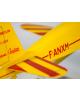 Maquette avion Caudron Simoun C.635 en bois