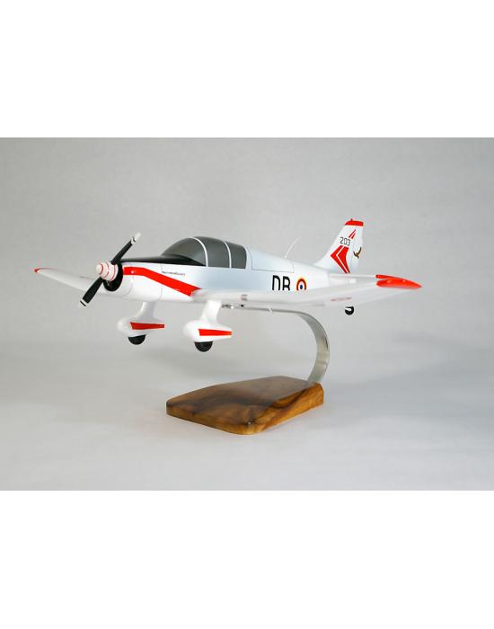 Maquette avion Jodel D.140 Mousquetaire IV en bois
