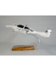 Maquette avion Diamond DA42 Twin Star en bois