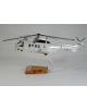 Maquette helicoptere Eurocopter EC725 Caracal en bois