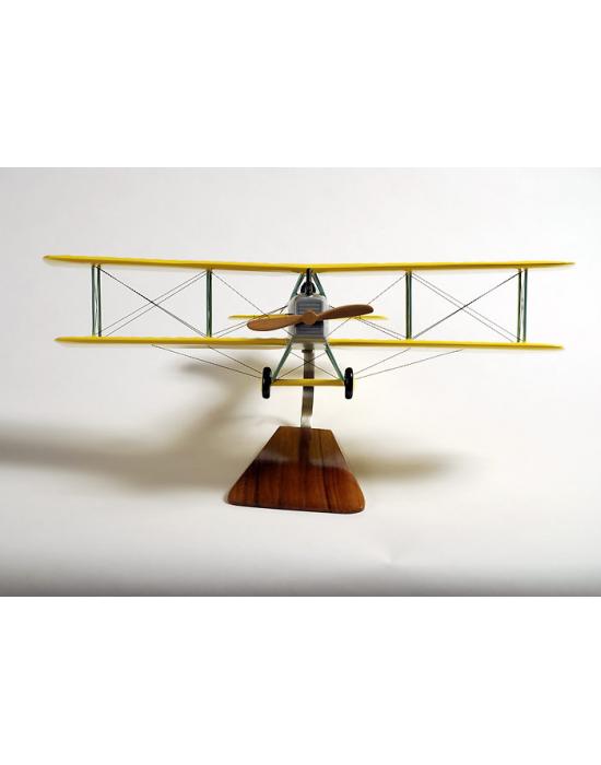 Maquette avion Breguet XIV - Aeropostale Ligne Latécoère - bois