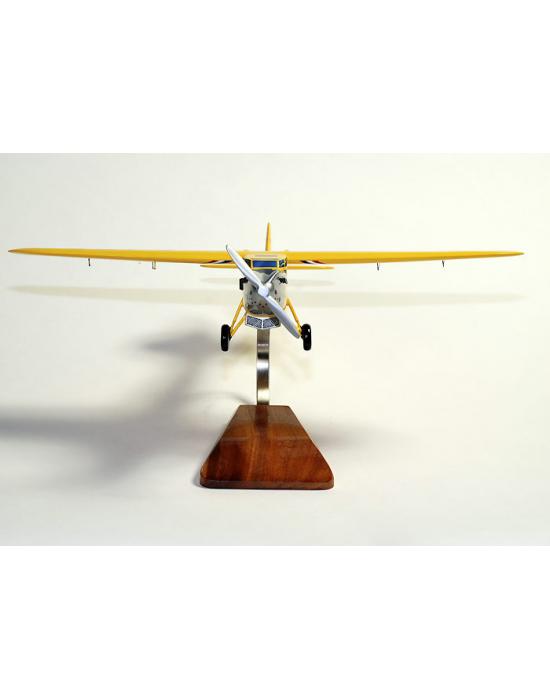 Maquette avion Oiseau Canari Bernard 191 GR n°2 en bois
