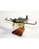 Maquette avion Breitling Cap 231 en bois