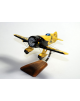 Maquette avion Gee Bee Z en bois Model Racer