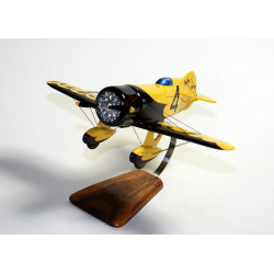 "Maquette avion Gee Bee Model Z ""Sportster""en bois Model Racer"