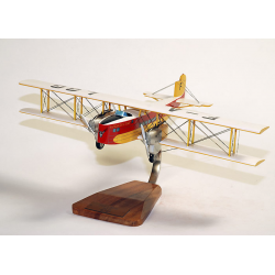 Maquette avion Leo-213 de la Golden Ray ou RAYON D'OR en bois