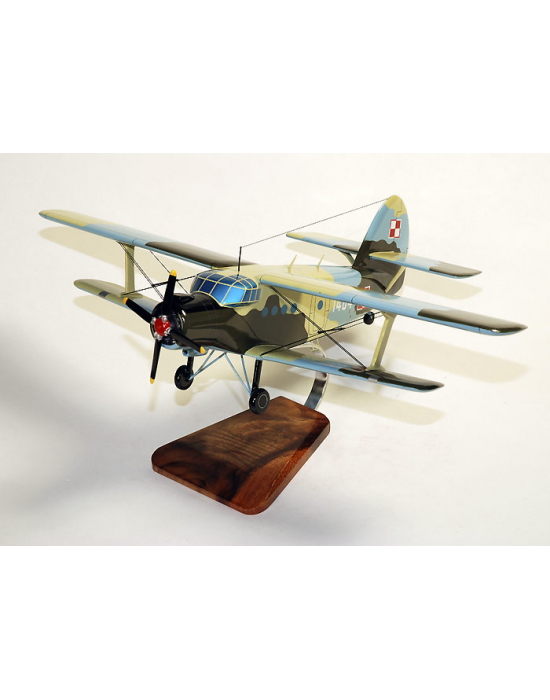 maquette avion antonov 2 colt en bois merespace. Black Bedroom Furniture Sets. Home Design Ideas