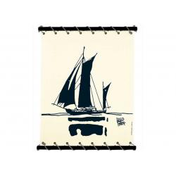 Corto Maltese de Hugo Pratt - Itapoa Ecru -