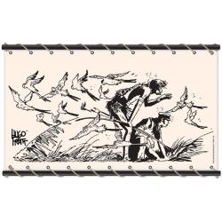 Corto Maltese de Hugo Pratt - Plus loin -