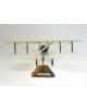 Maquette avion Spad 7 du Capitaine Fonck en bois