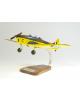Maquette avion Miles Magister M14a en bois