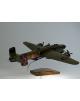Maquette avion Halifax BVI groupe Guyenne en bois