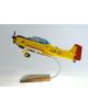 Maquette avion Nord 3202 en bois