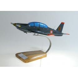 Maquette avion Epsilon TB30 en bois