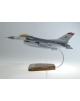 Maquette avion Falcon F 16C en bois