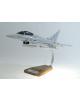 Maquette avion EuroFighter EF 2000 Typhoon Twin en bois