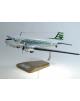 Maquette avion Douglas DC3 en bois