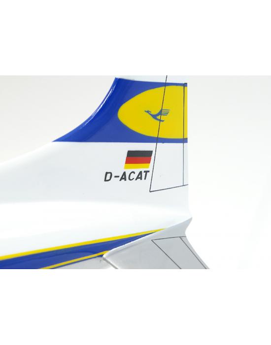 maquette avion convair lufthansa