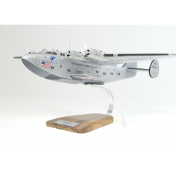 Maquette avion Atlantic Clipper en bois