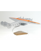 Maquette Atlantic Clipper en bois