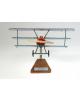 Maquette avion Fokker DR 1 Red Baron en bois