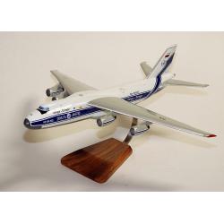 'Maquette avion l''Antonov 124 Ruslan - Le Condor - en bois'