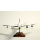 'Maquette avion Boeing 747/400 UTA ''Big Boss'' en bois'