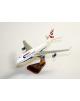 Maquette avion Boeing 747/436 British Airways UK/G-BNLF en bois