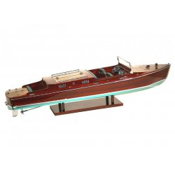 Maquette CRAFT RUNABOUT de luxe - 82cm -