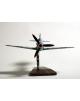 Maquette avion du Yak.3 - GC.3 Normandie Niemen en bois