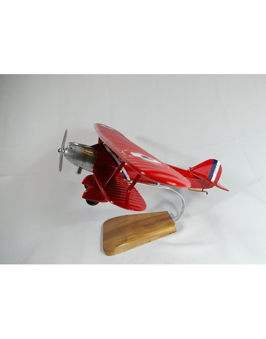 Maquette avion Breguet XIX point dinterrogation en bois