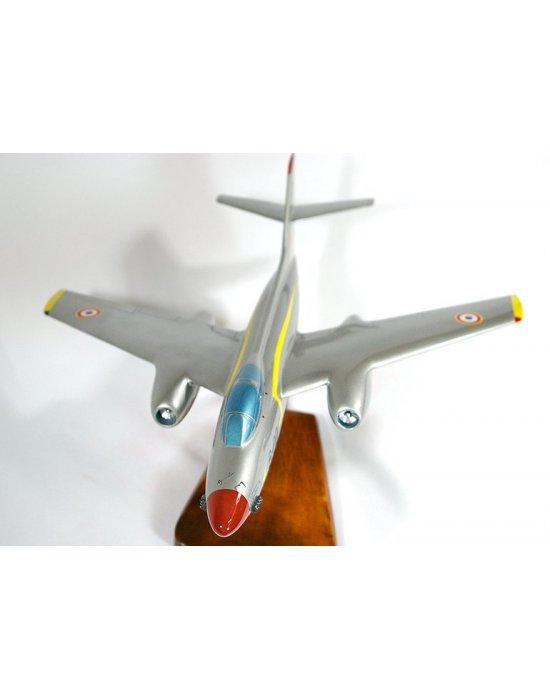 Maquette Avion S.O 4050 Vautour Ma Première Maquette Heller  Acheter pas cher