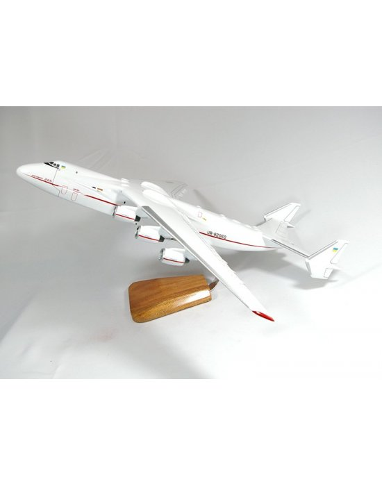 maquette avion antonov 225 mriya en bois. Black Bedroom Furniture Sets. Home Design Ideas