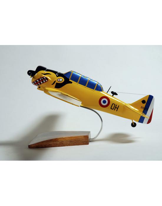 animation enfant : maquette d'avion  Espace air passion à Marcé (49140)