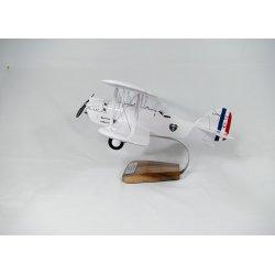 Maquette avion Oiseau Blanc Levasseur en bois